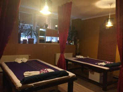 Sangdao thajske masaze Praha